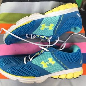Under Armour Running shoes / sneakers so 7